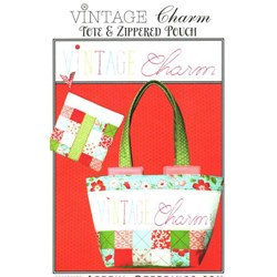 Vintage Charm Pattern by Artful Offerings