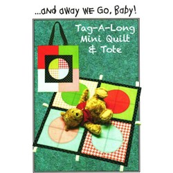 ...and Away We Go Baby! Pattern by Artful Offerings