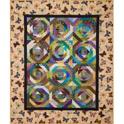 Pineapple Salad Quilt Pattern by Cut Loose Press