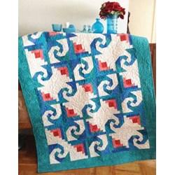 Rosebud Trails Quilt Pattern