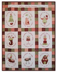 Getting Ready for Christmas Pattern Set<br>Fig 'n' Berry Creations