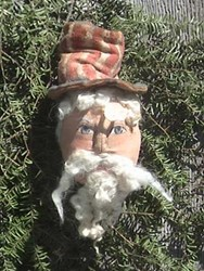 Uncle Sam Ornie Pattern by Lowell Country Gifts