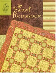 VINTAGE FIND!  Sweet Romance Quilt Pattern - Blackbird Designs for MODA