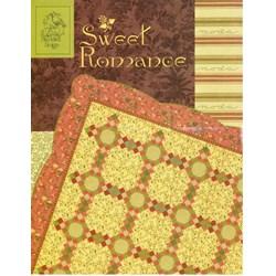 VINTAGE FIND!  Sweet Romance Quilt Pattern - Blackbird Designs for MODA