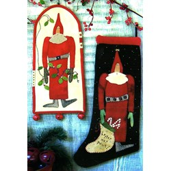 Better Not Pout!  Bellringer and/or Christmas Stocking Pattern