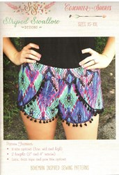 Coachella Shorts - Women's - Pattern