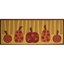 Pumpkin Promenade Pattern by Artful Offerings