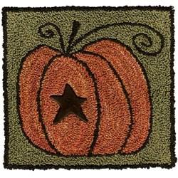 Pumpkin Panache & Button  by Artful Offerings