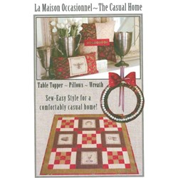 La Maison Occasionnel - The Casual Home Pattern