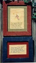 Vintage Find!   Angel Talk Pattern <br>by Pulling Threads by Joan