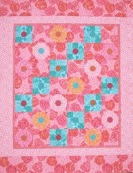Pirouette Quilt Pattern by Bittersweet Blessings