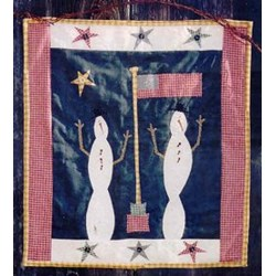 United We Stand Quilt Pattern by Bless Your Heart
