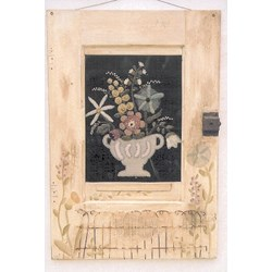 Floral Urn  Pattern by Heart to Hand