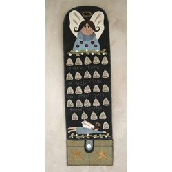 Angel Advent Calendar by Heart to Hand