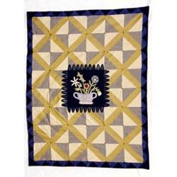 Garden Lattice Quilt Pattern  by Heart to Hand