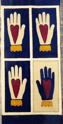Heart in Hand by Lakeview Primitives