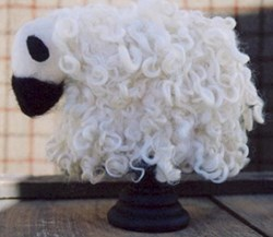 Wooly & Wild Sheep Make Do Pattern Plus
