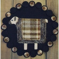 Proud to Wear Plaid Pattern by Lakeview Primitives