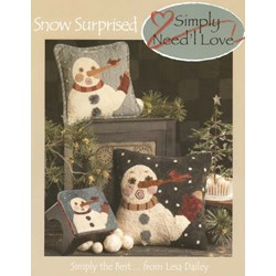 Snow Surprised Simply Need'l Love