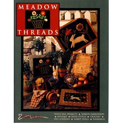 Meadow Threads Book by Need'l Love