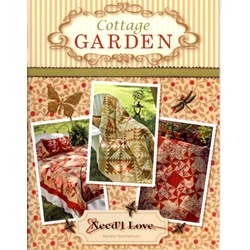 Cottage Garden Book by Need'l Love