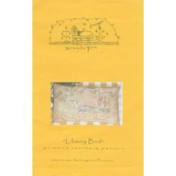 Vintage Find!  Liberty Bird Pattern Booklet by Not Forgotten Farm