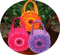 Daisy Basket Mini Tote Kit
