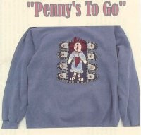 Penny's To Go Pattern - Raggedy Roseby Raggedy Junction
