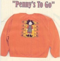 Vintage Find!  Penny's To Go Pattern - Hilda <br>by Raggedy Junction