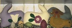 Vintage Find!   Spring Babies Pattern