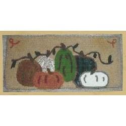 Lots-o-Pumpkins Pattern Rughooking Store
