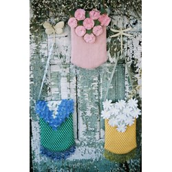 Blooming Bags Pattern Serendipity Gifts