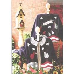 Vintage Find!  Liberty Birds Jacket Kit - Size 2X Large