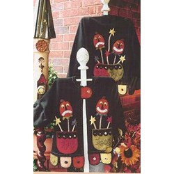 Tricks or Treats Jacket Kit - Large