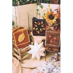 Harvest Handbags Pattern Serendipity Gifts