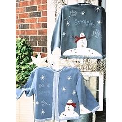 Wintery Day Jacket  Pattern Serendipity Gifts