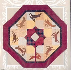 Vintage Find!  Dash Away Pattern by Touchwood Quilts