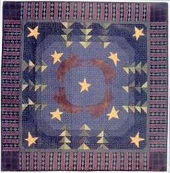 Northwoods Night Pattern<br>Touchwood Quilt Design