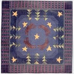 Northwoods Night PatternTouchwood Quilt Design