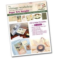 Paper Arts Sampler the Vintage Workshop