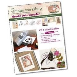 Needle Arts Samplerthe Vintage Workshop