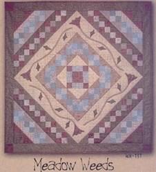 Vintage Find!  Meadow Weeds Pattern <br>by Whimsicals