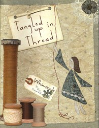 Last One - Vintage Find!   Tangled up in Threads Book