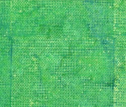 Hoffman Batiks - French Lime - p2938-f71