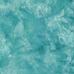 Bali Hand-dyed Watercolors -Seamist 1895-179 - by Hoffman California Fabrics