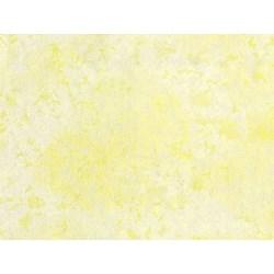 """End of Bolt - 135"""" - Fairy Frost Metallic Blender - Butter- by Michael Miller Fabrics"""