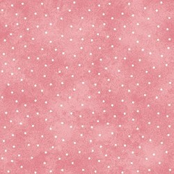 Graceful Moments-Scattered Dots on Rose