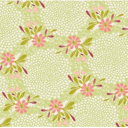 Coquette - Feminine Flair Pear  Fat Quarter
