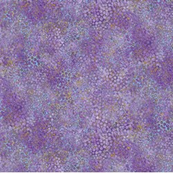 "End of Bolt - 88"" - Shimmer Pansy - Purple - by Deborah Edwards for Artisan Spirit of Northcott Studio"