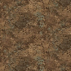 Shimmer Earth - Brown - by Deborah Edwards for Artisan Spirit of Northcott Studio